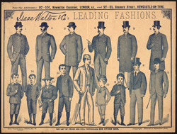 Isaac Walton & Co. Clothing Manufacturers